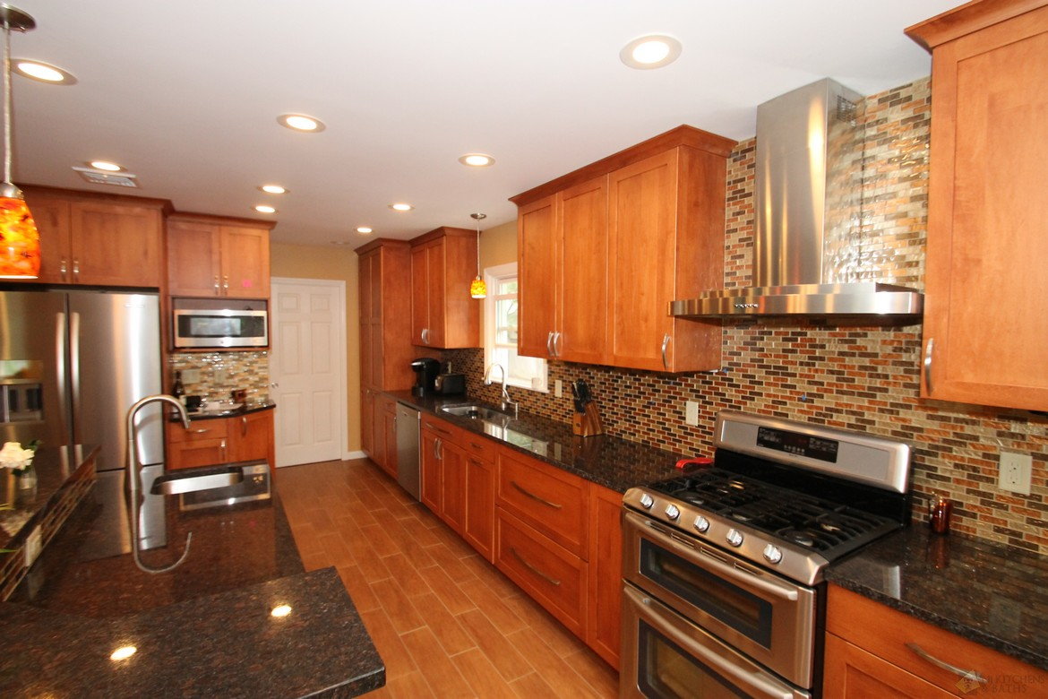 Nj Kitchens And Baths Kitchen Remodel Morristown Nj