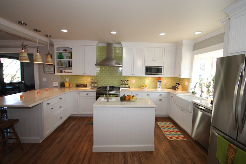 Kitchen Design NJ Remodeling