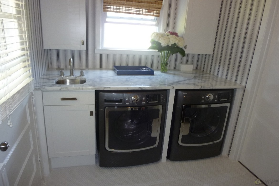 NJ Kitchens And Baths Nate Berkus Laundry Room Fairfield NJ