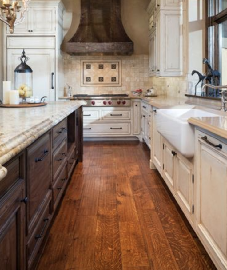 Light Colored Kitchen Cabinets: Mixing And Matching Cabinet Colors
