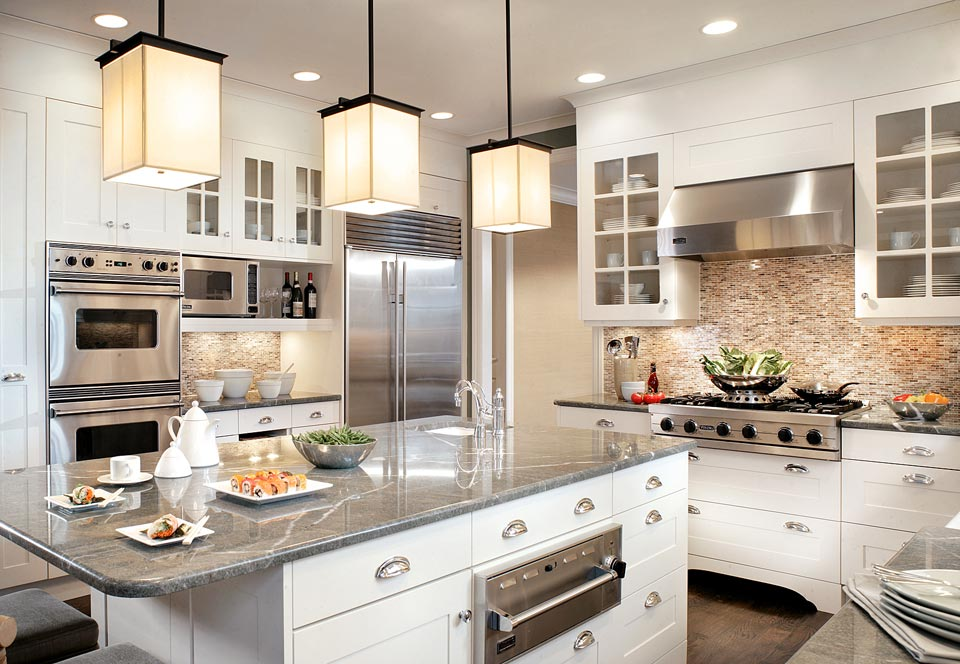 Designing A Transitional Kitchen